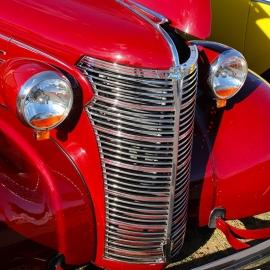 Fotobehang - Oldtimer - Chevrolet 2