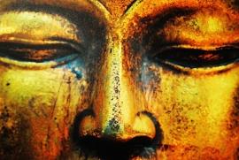Fotobehang - Boeddha 3.