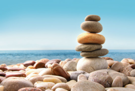 Fotobehang - Wellness - Stenen 4 - Pebbles 4