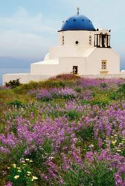 Fotobehang - Steden - Griekenland - Santorini