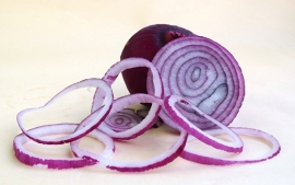 Fotobehang - Eten - Ui - Onion