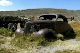 Fotobehang - Oldtimer - Classic Car 4