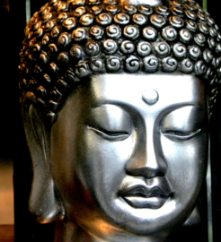 Fotobehang - Boeddha 10. - Fotobehang Boeddha