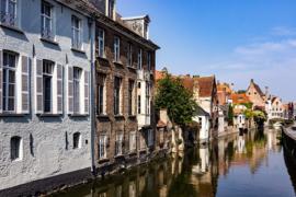Fotobehang - Brugge
