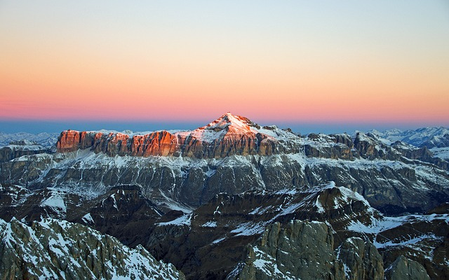Fotobehang - Italië - Dolomieten - Dolomites