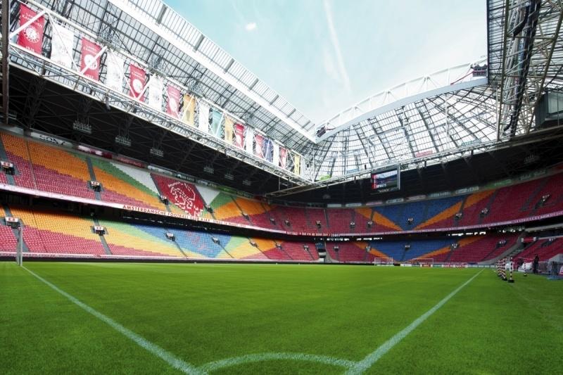 Fotobehang - Amsterdam Arena - AJAX