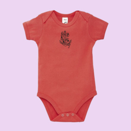 Left of the Dial For Life romper