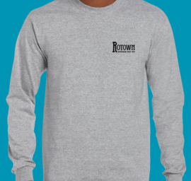 Rotown logo longsleeve