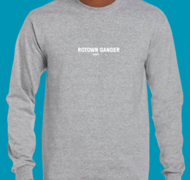Rotown Ganger longsleeve (met eigen jaartal)