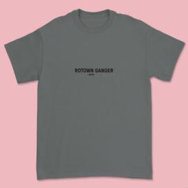 Rotown Ganger kindershirt (met eigen jaartal)