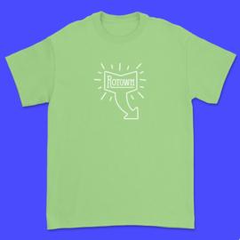 Rotown Neon kindershirt