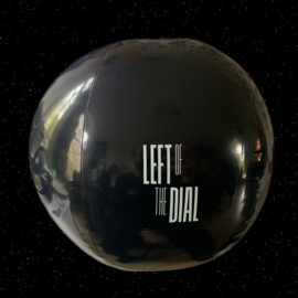 Left of the Dial Beach Ball