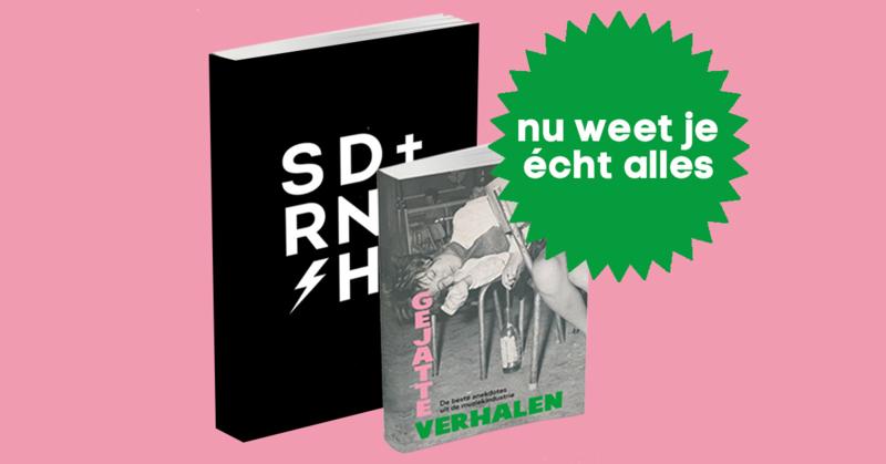 Gejatte Verhalen + Sex, Drugs & Rock 'n' Roll Highschool 2017