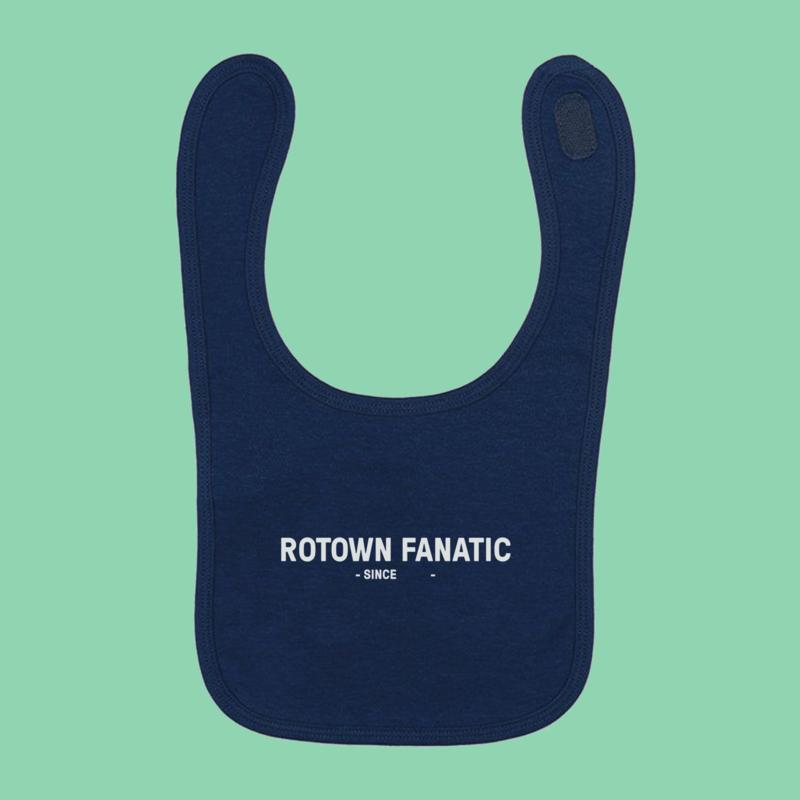 Rotown Fanatic slabbetje (met eigen jaartal!)
