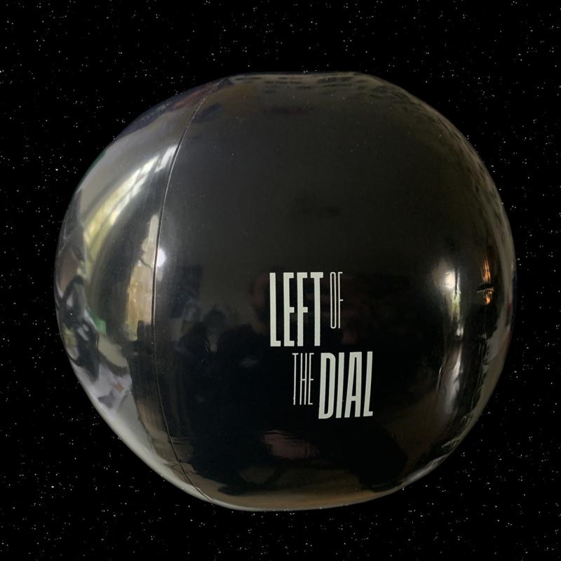 Left of the Dial Beach Ball