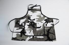 kinderschortje camouflage (KS3)