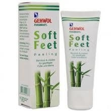 Gehwol Fusskraf Soft-Feet Peeling   125 ml tube