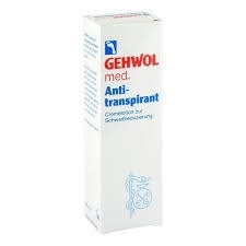 Gehwol med. Anti- Transpirant 50ml