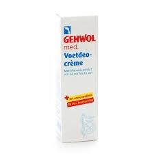 Gehwol med. Voetdeo- crème 75ml