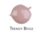 Trendy Beige - Nail Laquer Gel Finish