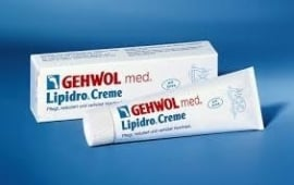 Gehwol Med. Lipidro creme 75 ml