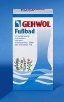 Gehwol Voetbad 200gr (10 zakjes van 20g)