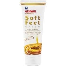 Gehwol Soft Feet crème        Voor Voeten & Benen 125ml