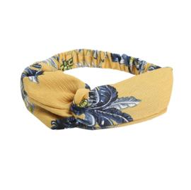 "Haarband ""Pineapple"", okergeel"