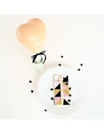 MiniHartjes Ballon Roze