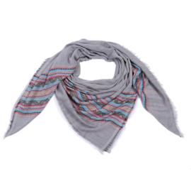 """Sjaal """"Aztec stripes"""""""