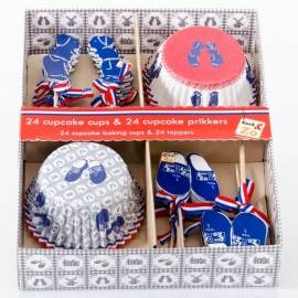 Cupcake Pakket Boer & Klompen