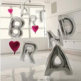 Letter Ballon