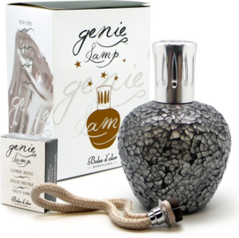 Genie geur Lamp Grijz zwart