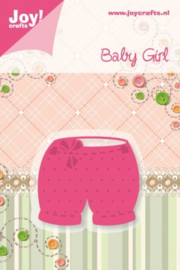 Baby Girl  broekje  6002/0216