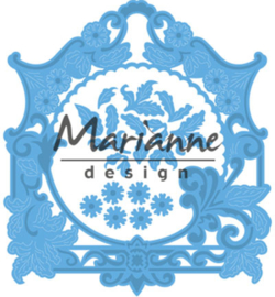 Marianne Design Petra's special circle LR0511