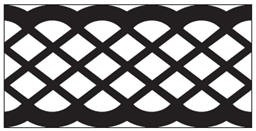 EK succes Large Chain  punch   Lattice Chain all. art.54-50024 voorraad 1x