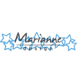 Marianne Design  Lots of stars LR0487