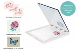 Preciesie Stamp press/stempelhulp vergelijkbaar met de Misty