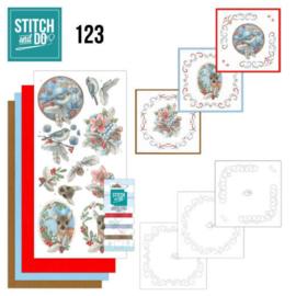 Stitch and do 123