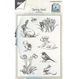 Joy Crafts 6410/0441 Spring time