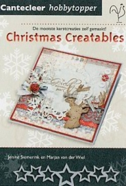 Hobby Topper Christmas met Creatable  jal.  art. 72904-070