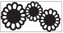 EK succes Large Chain edge punch Garden Flower Chain all. art.54-50025  voorraad 2x