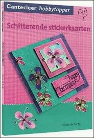 Hobby Topper jal. art.72904-055 schitterende sticker kaarten