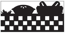 EK randpons Large Borderr  punch Picnic all. art.54-50020
