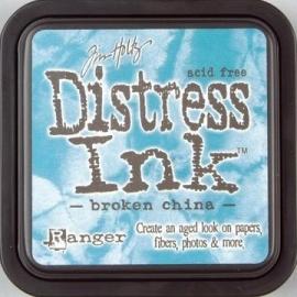Distress Inkt Tim Holtz - Ranger   Art.  Krs. 0619 Broken China