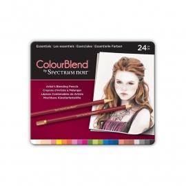 Spectrum Noir Color Blend 24 potloden  set 1 Essentials op voorraad 5 stuks