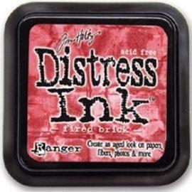 Distress Inkt Tim Holtz - Ranger   Art.  Krs. 0607 Firred Brick