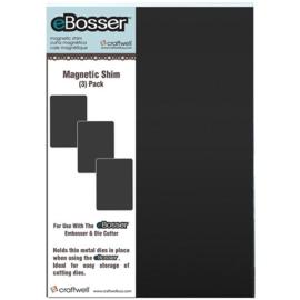 Cut 'n Boss  3x1 magneetvel/ matten  A4 formaat