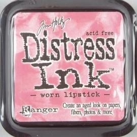 Distress Inkt Tim Holtz - Ranger   Art.  Krs. 0621   Worm Lipstick