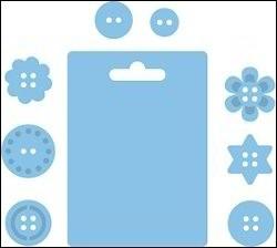 Marianne   design creatable   LR0188 Tags and Buttons  in onze winkel aanwezig, bestellen/voororderen 10% korting